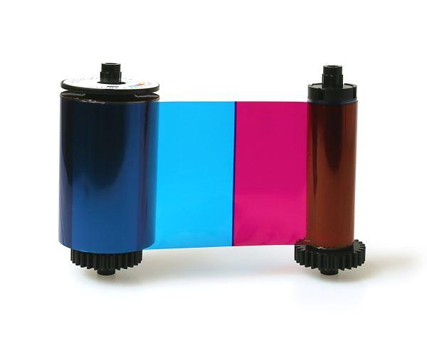 EasyBadge 659339 UV colour ribbon.