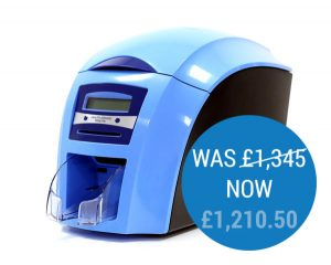 NHS Spine ID Card Printer (Single-Sided)