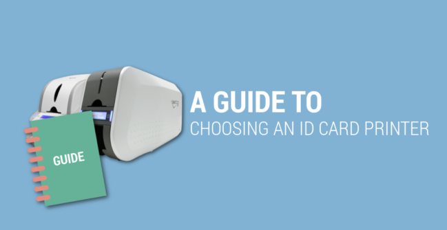 A guide to choosing a new ID card printer.
