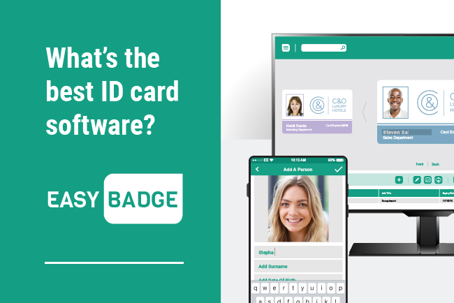 whats the best id card software