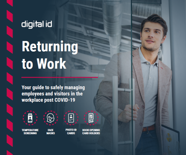 Returning to work ebook