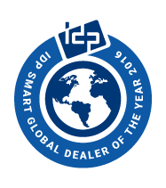 IDP Smart global dealer of the year 2016