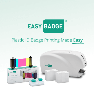 Easybadge. Plastic ID Badge Printing Made Easy