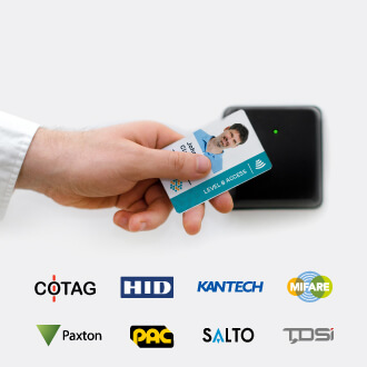 View all access control manufacturers
