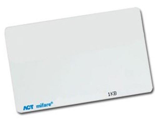 ACT Mifare Card-B 1K ISO Cards (Pack of 10)