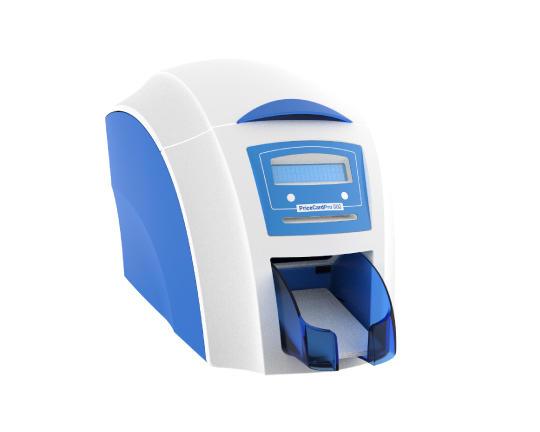 PriceCardPro Duo Plastic Card Printer (Dual-Sided)