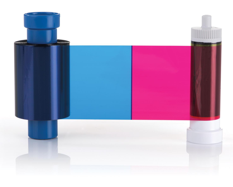 Magicard DH300YMCKO Full-Colour NHS Printer Ribbon (300 prints)