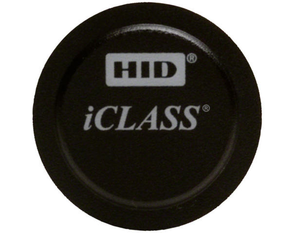 Pack of 100 HID iClass Micro Tags with 2k bits & 2 App Areas