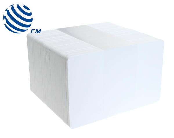 Fudan 1k Blank White Cards – Pack of 100