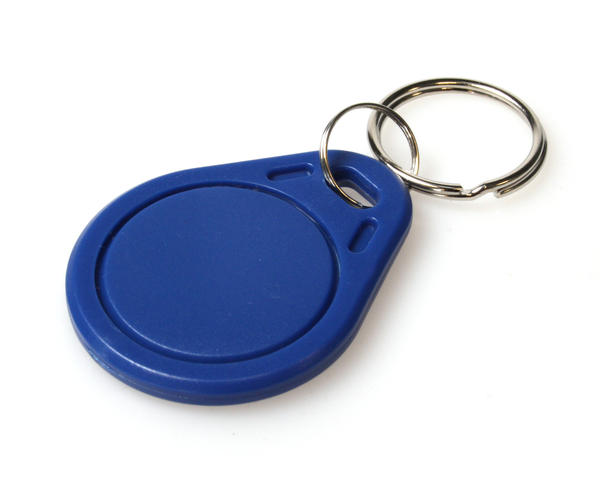 MIFARE Classic S50 1k Key Fobs MF1ICS50 - Blue - Pack of 100