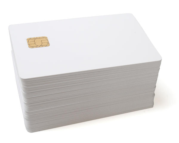 Sun Ray Blank White 1K Mifare Cards - Pack of 100