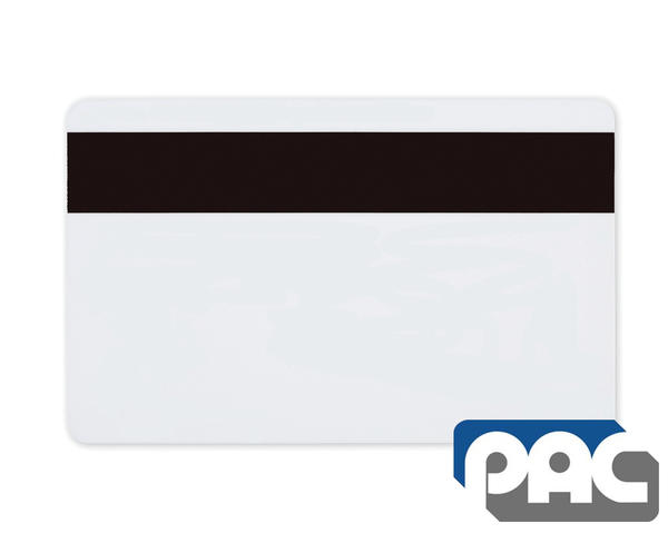 Pack of 10 PAC Proximity Cards with Magnetic Stripe