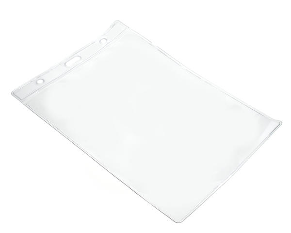 A6 Clear Vinyl Holders Insert 105X148mm - Portrait- Pack of 100