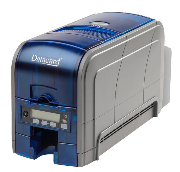 Datacard SD160 Simplex Rewrite Plastic Card Printer with USB - 510685-001