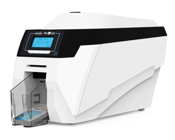 Magicard Rio Pro 360 Duo ID Card Printer (Dual-Sided)