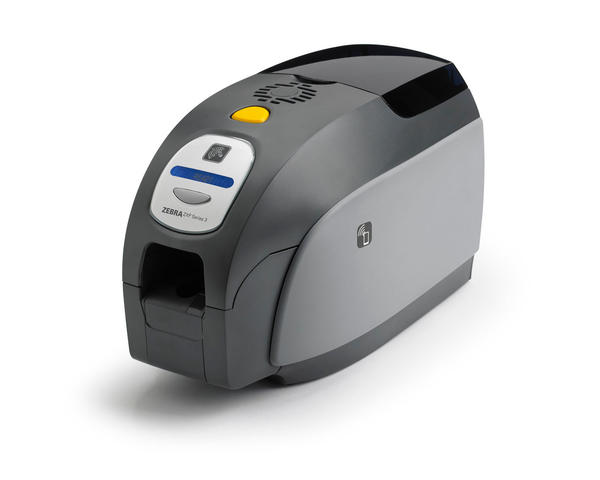 Zebra ZXP Series 3 Single Sided Plastic Card Printer with USB - Z31-00000200EM00