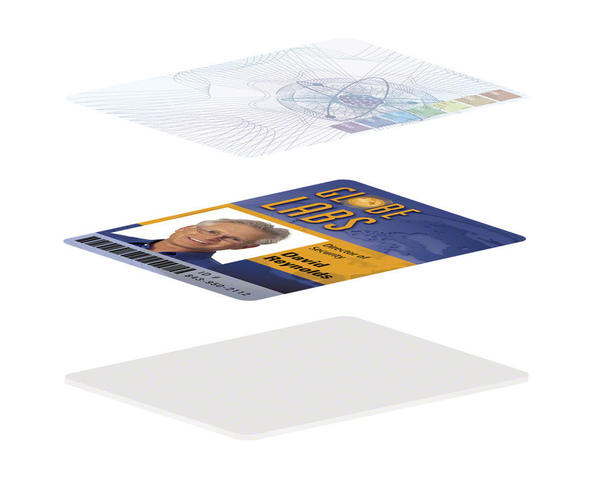 Fargo PolyGuards 0.6mm Clear Overlaminate - 250 print