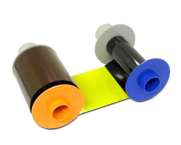 Fargo HDP5000 YMCKK Ribbon - 500 prints
