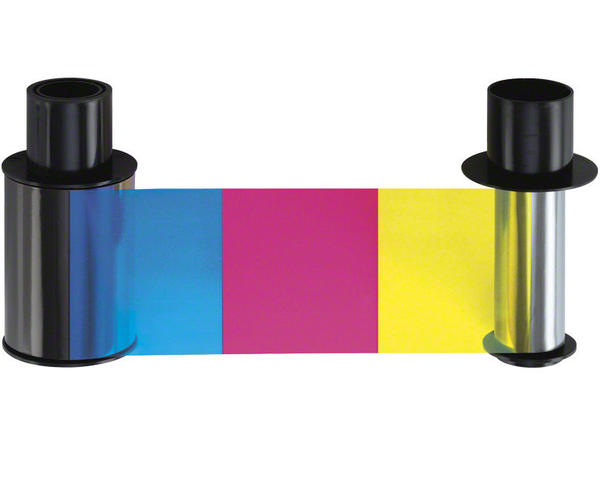 Fargo DTC550 YMCKO Colour Ribbon - 500 prints