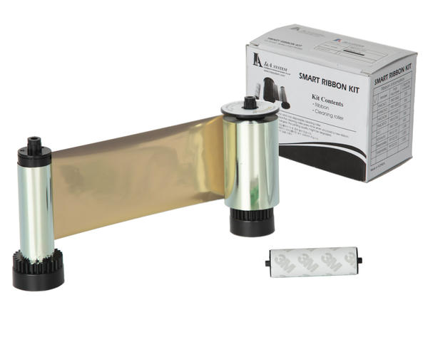 Smart Metallic Gold Mono Ribbon Roller 1200print - 650682