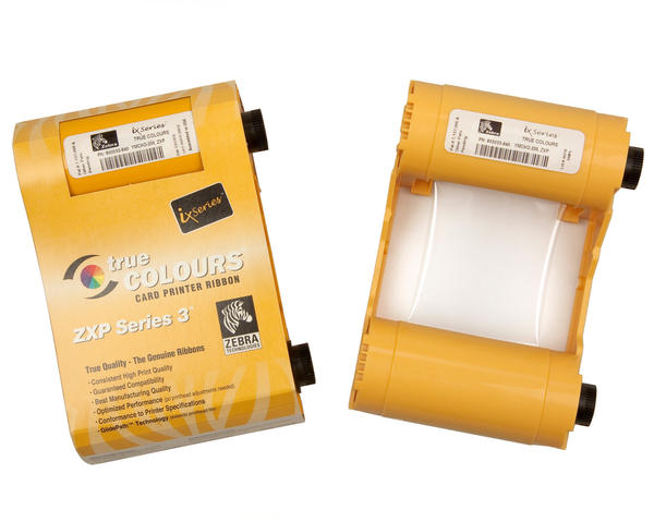 Zebra ZXP Series 3 YMCKO Ribbon 800033-840 - 200 prints