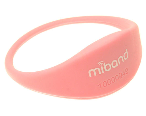 Single Pink 1k Mibands Small (61mm)