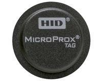 HID 1391 MicroProx Tag Adhesive Disc (Pack of 100)