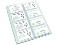 Paxton 875-001G Cardlock Cards - Green (Pack of 10)
