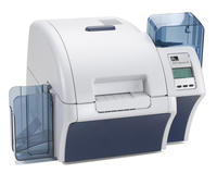 Zebra ZXP Series 8 Sinlge Sided Re-Transfer Plastic Card Printer with Ethernet - Z81-000C0000EM00