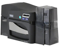 Fargo DTC4500e Single Sided Printer with Lamination, USB and Ethernet